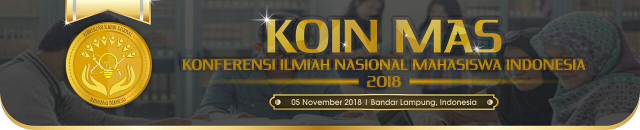 Konferensi Ilmiah Nasional Mahasiswa Indonesia ke – 2